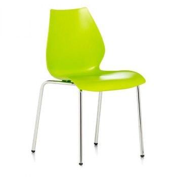 Fresh plaststol-Limegrønn