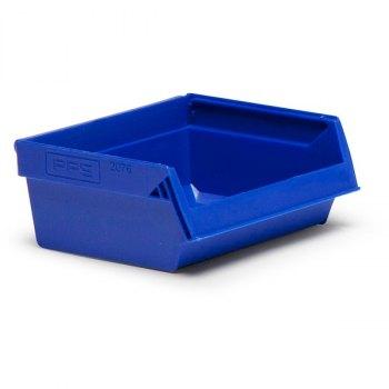 Boxit1 lagerboks-Blå-105x96x45 mm