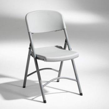 Extra klappstol-Grå