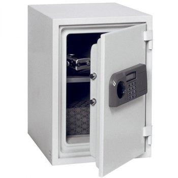 Defend brannsikkert dokumentskap-Brannklasse 60 P, BxDxH = 350x425x500 mm