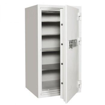 Defend brannsikkert dokumentskap-Brannklasse 120 P, BxDxH = 530x460x1145 mm