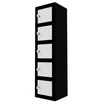 Mobil- og småromsskap-5 rom, BxDxH = 210x200x780 mm