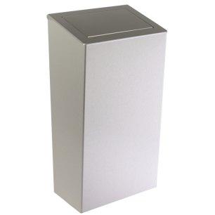 Diverse avfall- og sanitetsbindbeholdere for offentlige sanitærrom, wc og toaletter