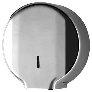 Diverse papirdispensere for offentlige sanitærrom, wc og toaletter